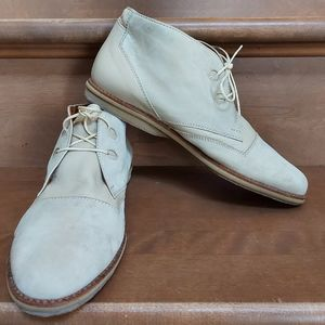 Bally suede leather chukka boots